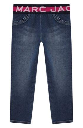 Детские джинсы MARC JACOBS (THE) синего цвета, арт. W04166 | Фото 1