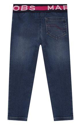 Детские джинсы MARC JACOBS (THE) синего цвета, арт. W04166 | Фото 2