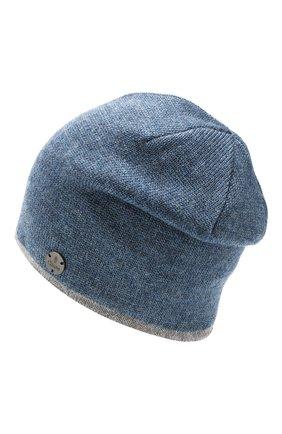 Детского шапка clean CANOE синего цвета, арт. 5934242 | Фото 2