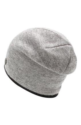 Детского шапка clean CANOE светло-серого цвета, арт. 5934272 | Фото 2