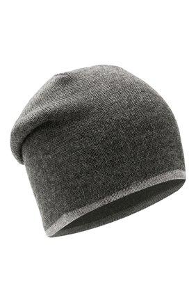 Детского шапка clean CANOE темно-серого цвета, арт. 5934271 | Фото 1