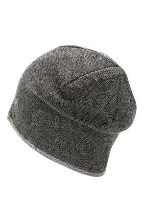 Детского шапка clean CANOE темно-серого цвета, арт. 5934271 | Фото 2