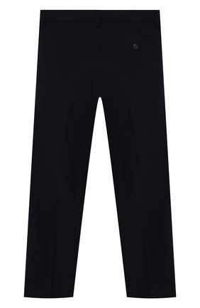Детские брюки IL GUFO темно-синего цвета, арт. A19PL088WR003/10A-12A | Фото 2
