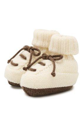 Носки из шерсти и кашемира | Фото №1