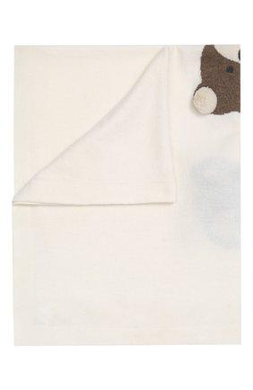 Одеяло из шерсти и кашемира | Фото №1
