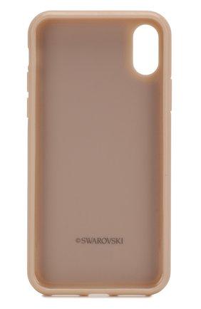 Мужской чехол для iphone x/xs SWAROVSKI золотого цвета, арт. 5498749   Фото 2