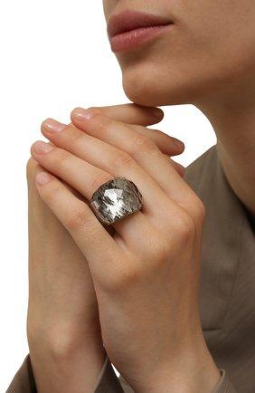 Женское кольцо nirvana SWAROVSKI серого цвета, арт. 5474356 | Фото 2