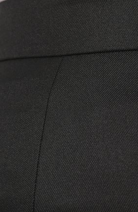 Женские шорты TEREKHOV GIRL черного цвета, арт. 2SR001/8799.900/W20 | Фото 5