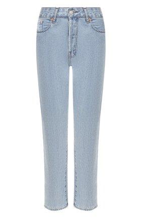 Женские джинсы CASASOLA голубого цвета, арт. DNM-10M-GIL | Фото 1