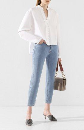 Женские джинсы CASASOLA голубого цвета, арт. DNM-10M-GIL | Фото 2
