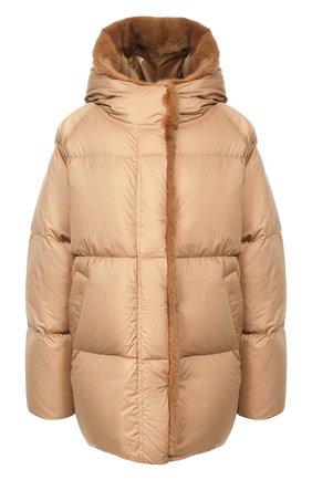 Пуховая куртка Nerumfur | Фото №1