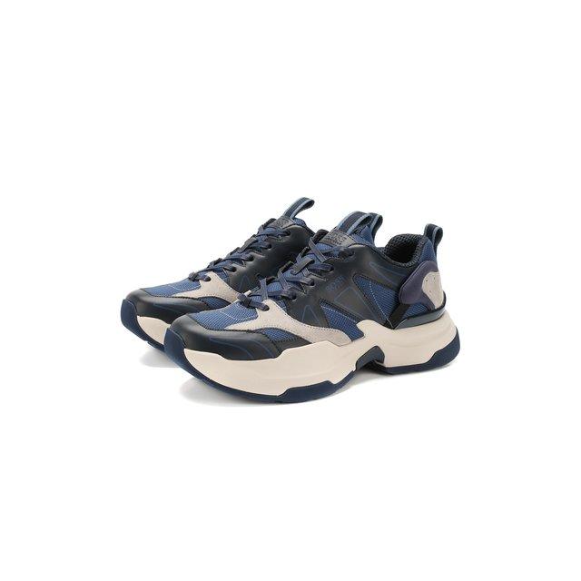 Комбинированные кроссовки BOSS — Комбинированные кроссовки