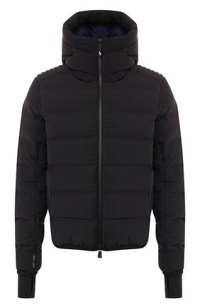 Мужская пуховая куртка MONCLER GRENOBLE черного цвета, арт. E2-097-41891-30-C0200   Фото 1