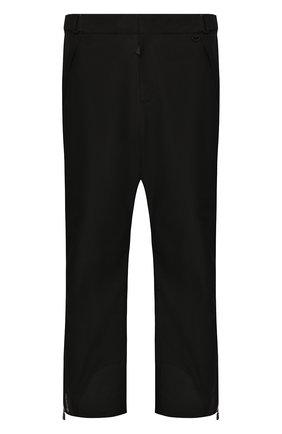 Мужской утепленные брюки MONCLER GRENOBLE черного цвета, арт. E2-097-11432-30-C0201 | Фото 1