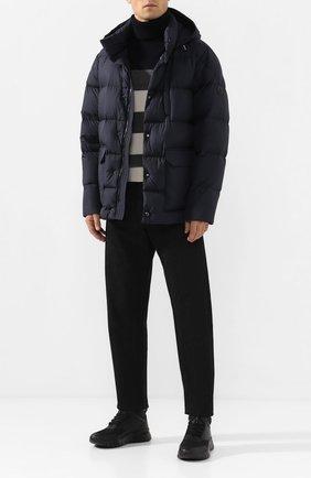 Пуховая куртка Rolland | Фото №2
