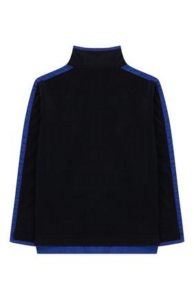 Детский толстовка BOGNER KIDS темно-синего цвета, арт. 85304357 | Фото 2