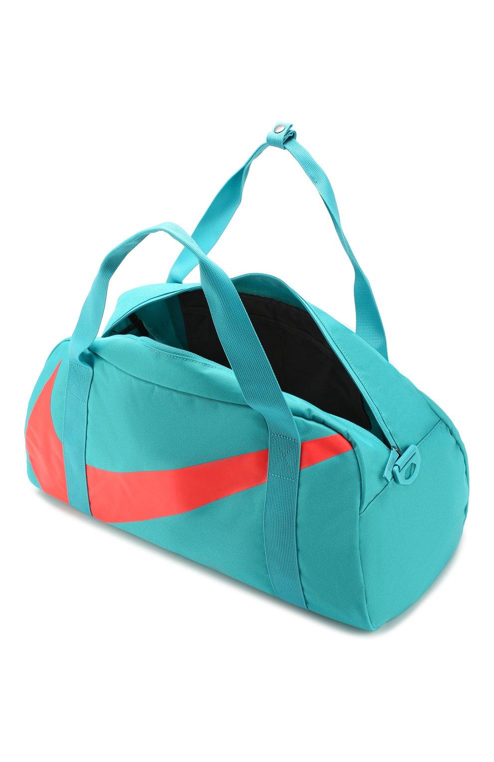 Детская сумка NIKE голубого цвета, арт. BA5567-367 | Фото 3