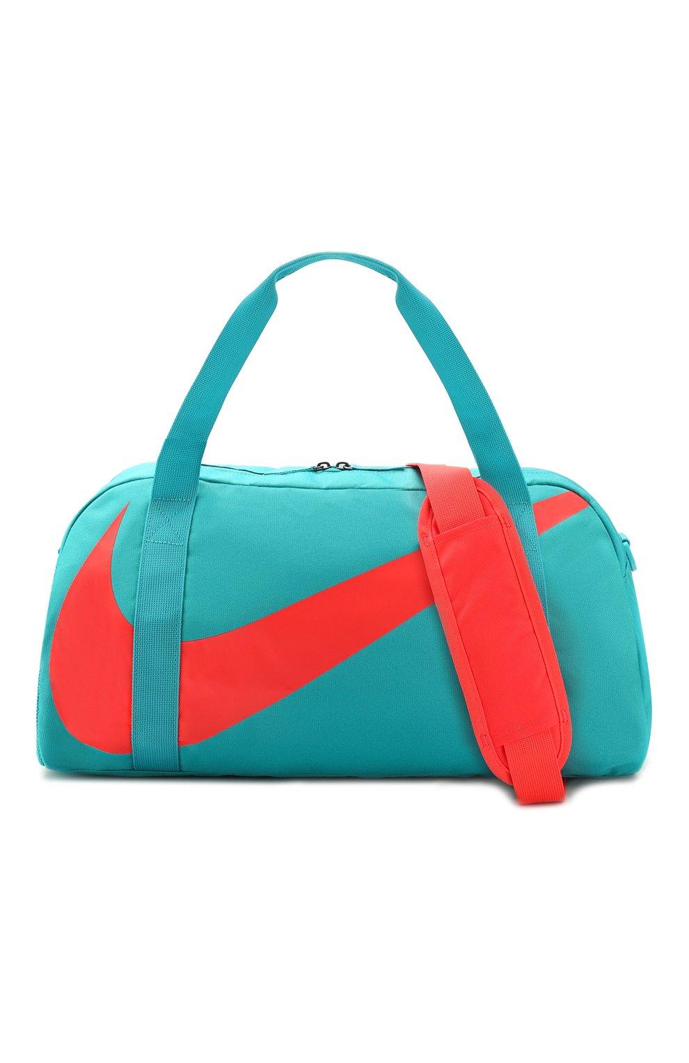 Детская сумка NIKE голубого цвета, арт. BA5567-367 | Фото 4