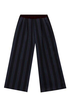 Укороченные брюки из шерсти | Фото №1