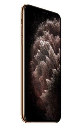Мужской iphone 11 pro max 64gb gold APPLE  gold цвета, арт. MWHG2RU/A | Фото 2