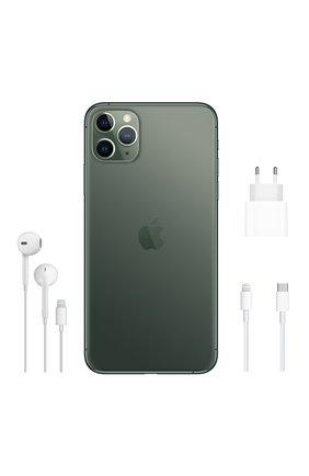Мужской iphone 11 pro 256gb midnight green APPLE  midnight green цвета, арт. MWCC2RU/A | Фото 4