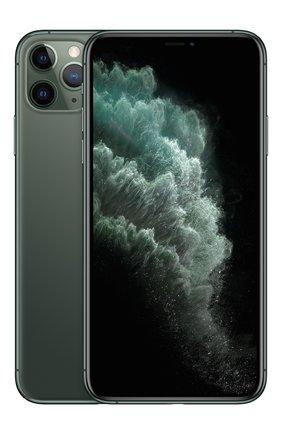 Мужской iphone 11 pro 64gb midnight green APPLE midnight green цвета, арт. MWC62RU/A | Фото 1