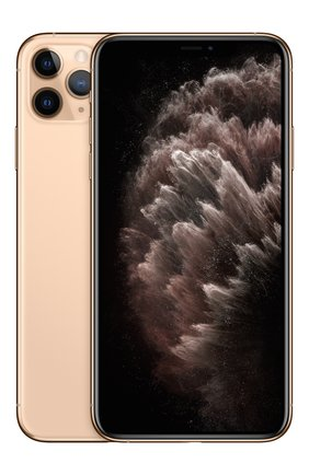 Мужской iphone 11 pro 512gb gold APPLE gold цвета, арт. MWCF2RU/A | Фото 1