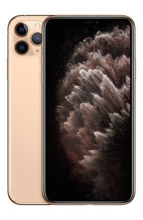 Мужской iphone 11 pro 64gb gold APPLE gold цвета, арт. MWC52RU/A | Фото 1
