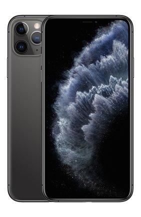 Мужской iphone 11 pro 64gb space gray APPLE space gray цвета, арт. MWC22RU/A | Фото 1