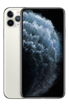 Мужской iphone 11 pro 64gb silver APPLE silver цвета, арт. MWC32RU/A | Фото 1
