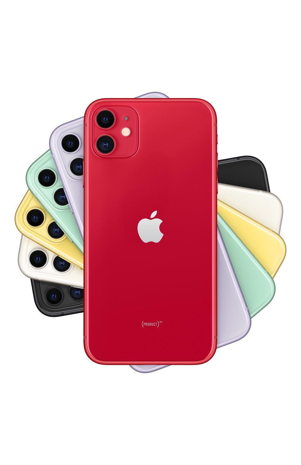 Мужской iphone 11 128gb (product)red APPLE  (product)red цвета, арт. MWM32RU/A   Фото 1