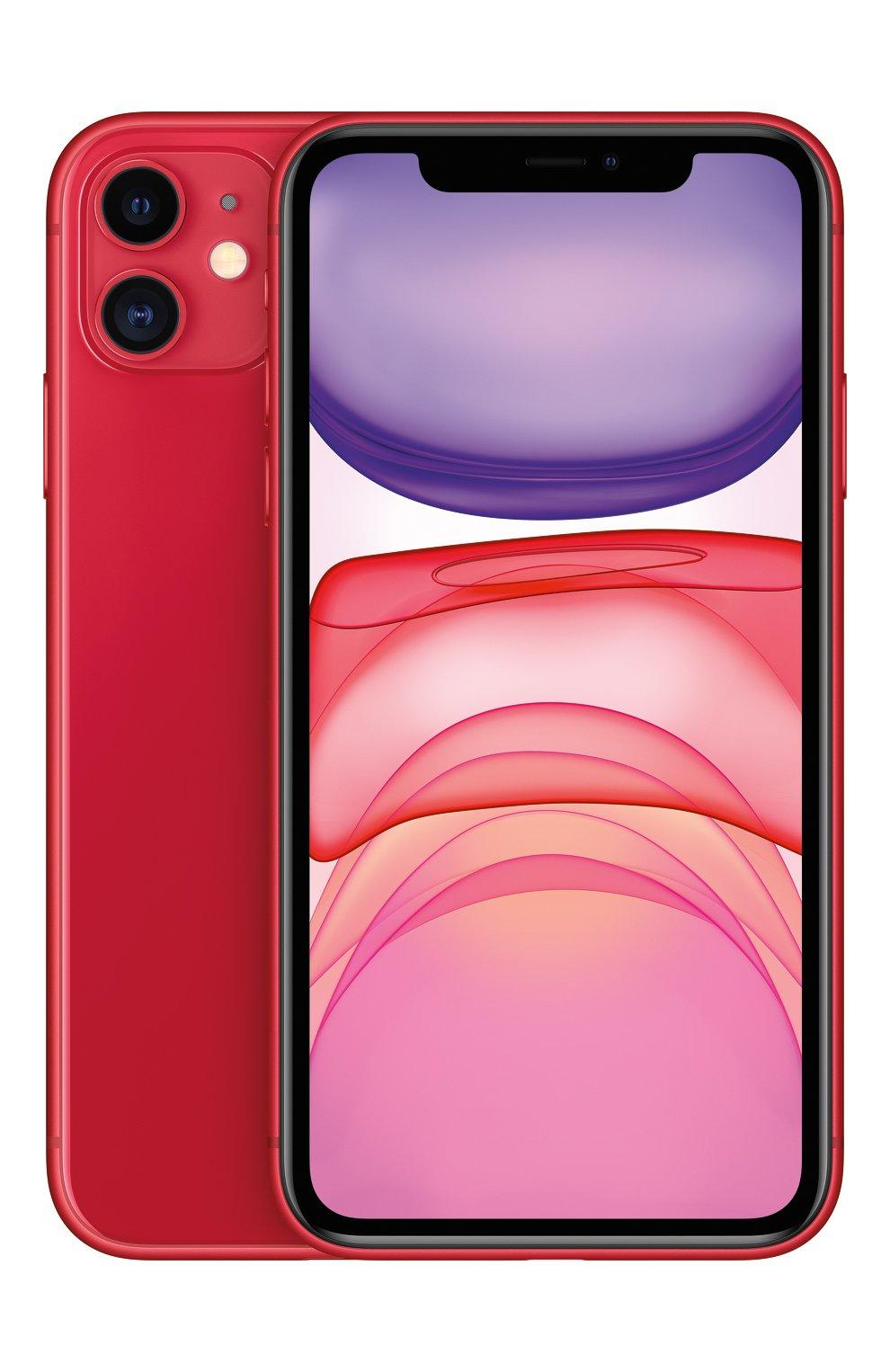 Мужской iphone 11 128gb (product)red APPLE  (product)red цвета, арт. MWM32RU/A   Фото 2