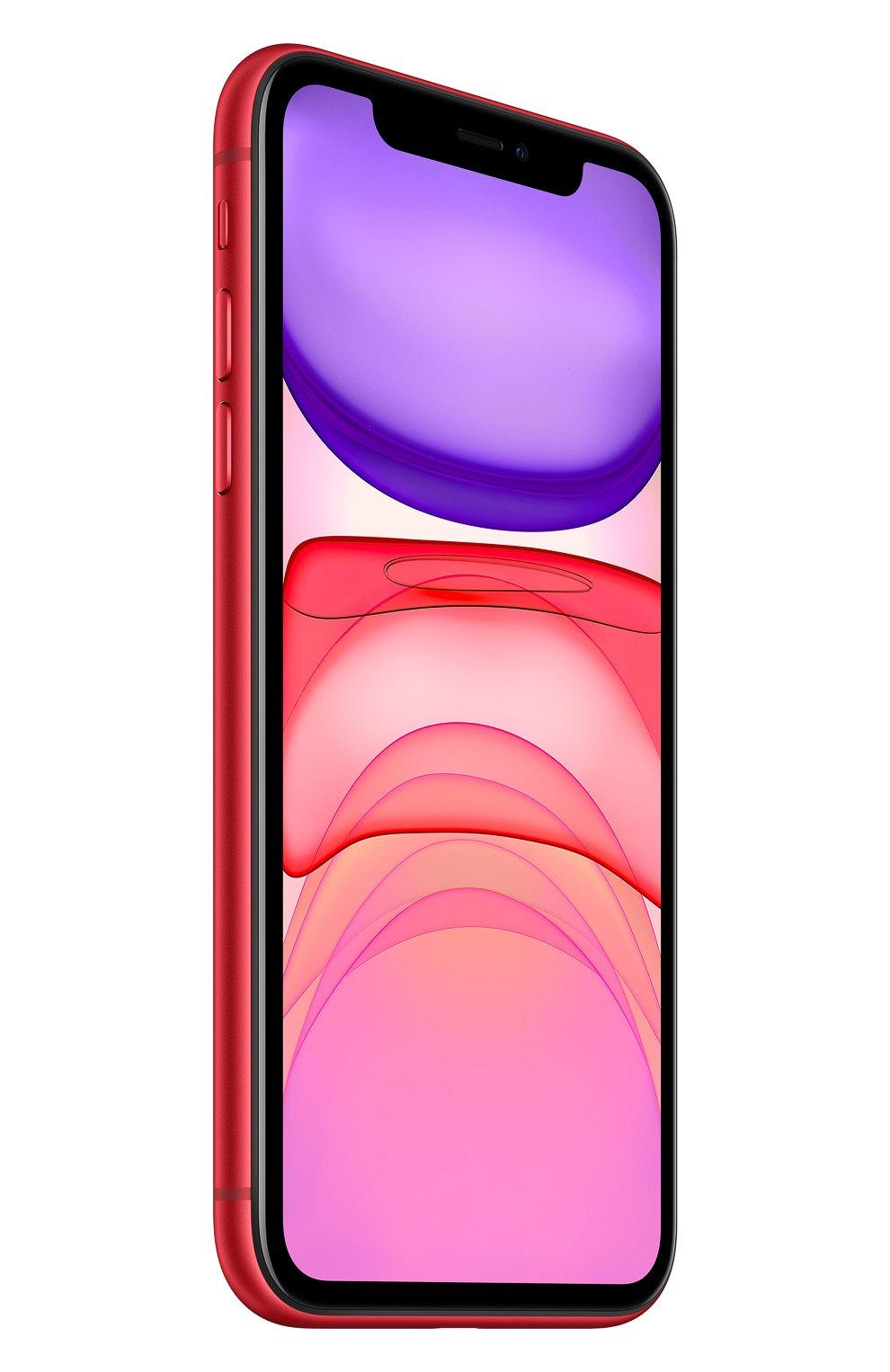 Мужской iphone 11 128gb (product)red APPLE  (product)red цвета, арт. MWM32RU/A   Фото 3