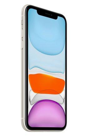 Мужской iphone 11 128gb white APPLE  white цвета, арт. MWM22RU/A | Фото 3