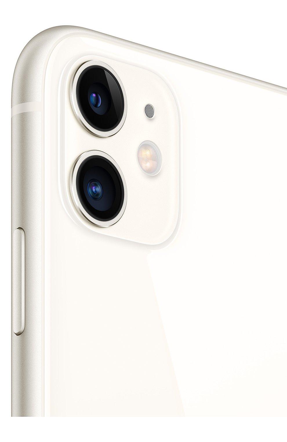 Мужской iphone 11 128gb white APPLE  white цвета, арт. MWM22RU/A | Фото 4
