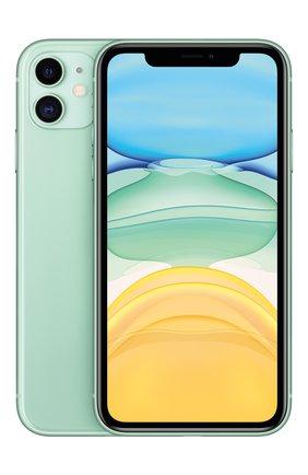 Мужской iphone 11 256gb green APPLE  green цвета, арт. MWMD2RU/A | Фото 2