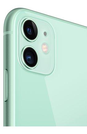 Мужской iphone 11 128gb green APPLE  green цвета, арт. MWM62RU/A   Фото 4