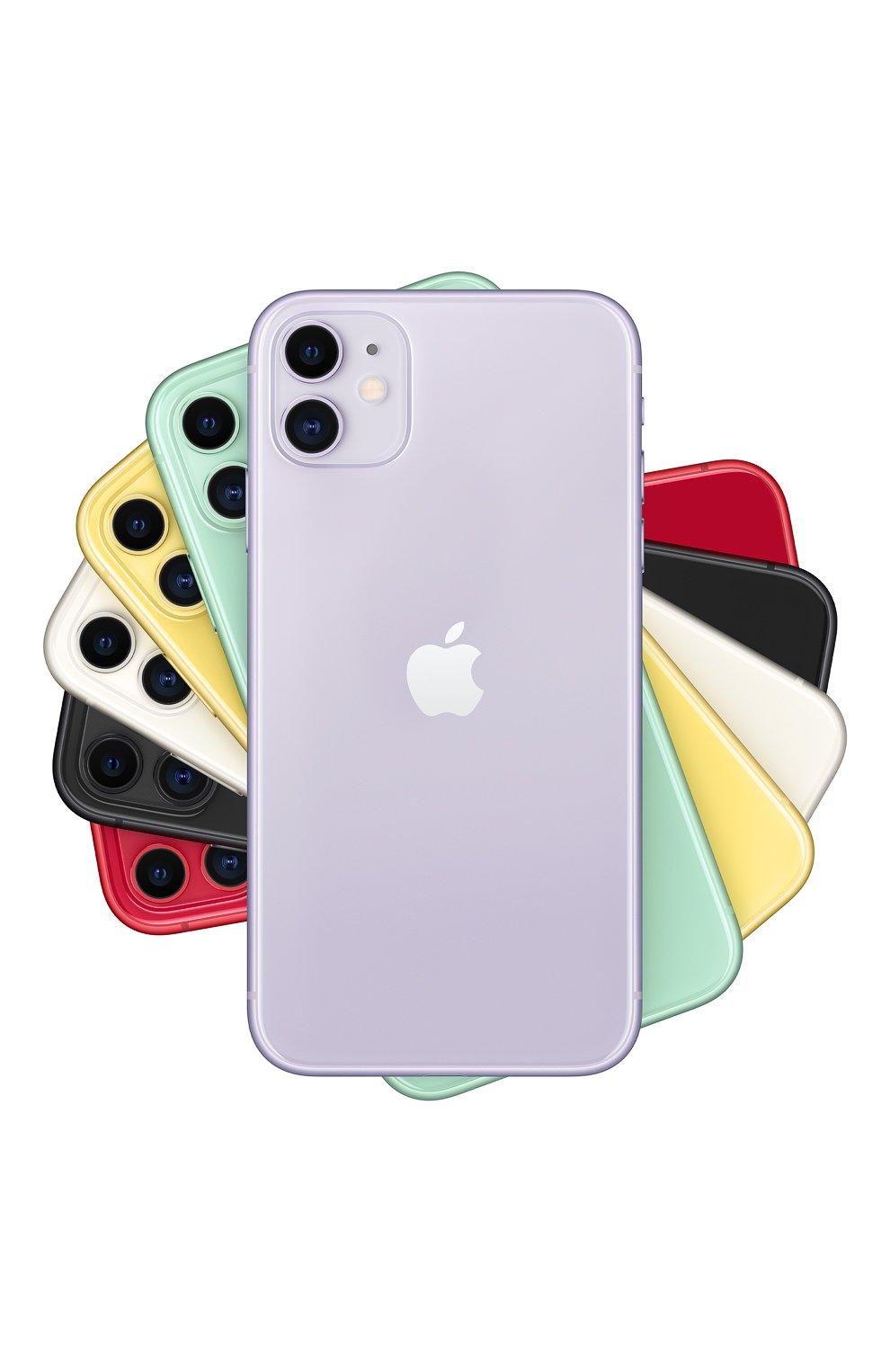 Мужской iphone 11 128gb purple APPLE  purple цвета, арт. MWM52RU/A | Фото 1