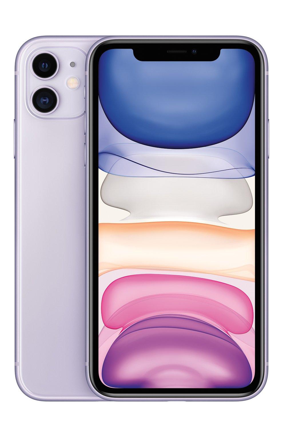 Мужской iphone 11 128gb purple APPLE  purple цвета, арт. MWM52RU/A | Фото 2