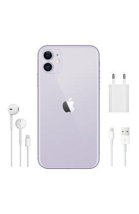 Мужской iphone 11 128gb purple APPLE  purple цвета, арт. MWM52RU/A | Фото 5