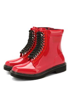 Резиновые ботинки | Фото №1