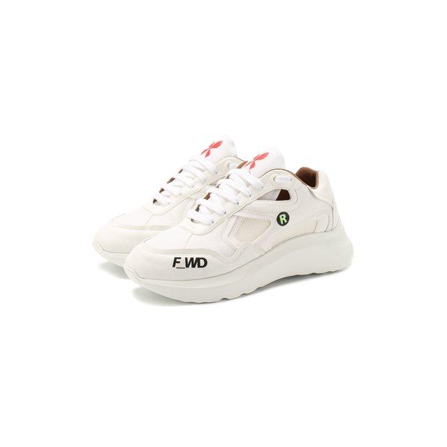 Текстильные кроссовки F_WD — Текстильные кроссовки