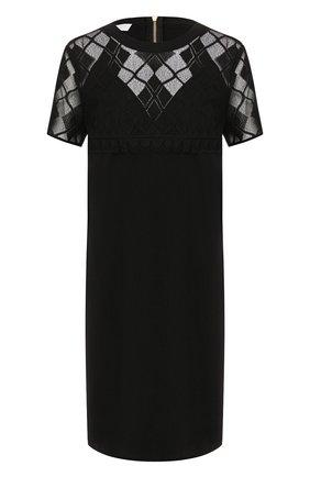 Женское платье ESCADA SPORT черного цвета, арт. 5031405 | Фото 1