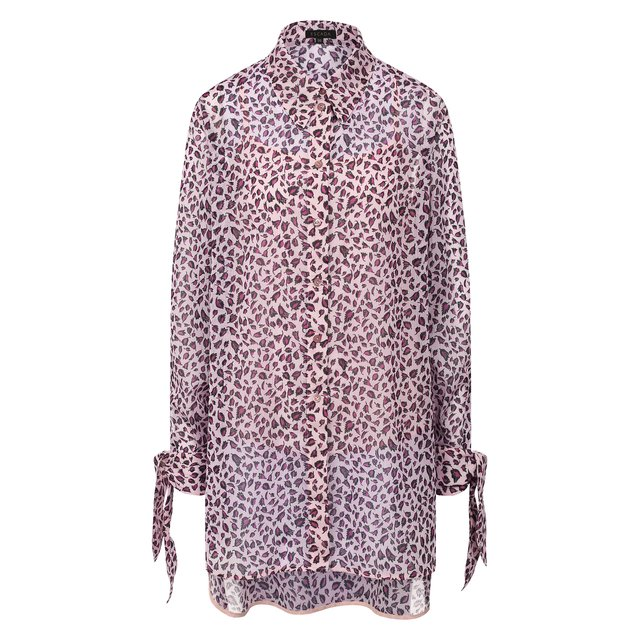 Блузка с принтом Escada