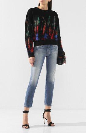 Женские джинсы AG голубого цвета, арт. HRD1575/16YHAB | Фото 2