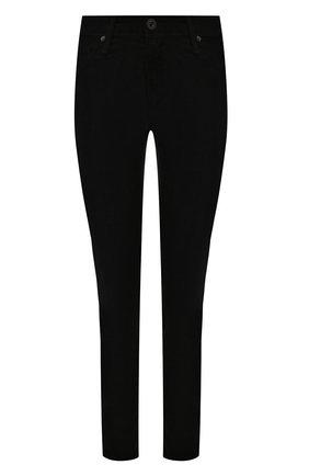 Женские джинсы AG черного цвета, арт. VVC1389/SBA | Фото 1