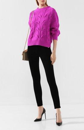 Женские джинсы AG черного цвета, арт. VVC1389/SBA | Фото 2