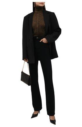 Женские джинсы KHAITE черного цвета, арт. 1032-044/DANIELLE | Фото 2