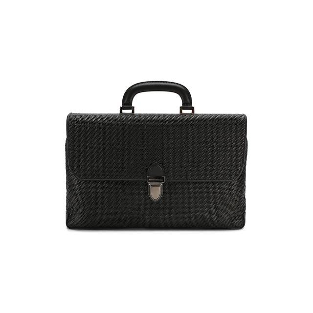 Кожаный портфель Ermenegildo Zegna