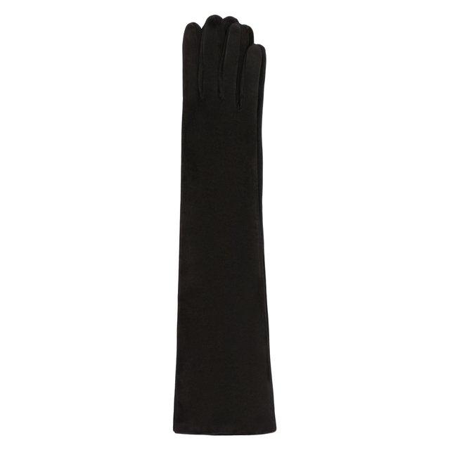 Замшевые перчатки Sermoneta Gloves